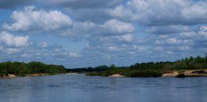 La Loire à Luthenay-Uxeloup (M.Leblanc, © CENB)